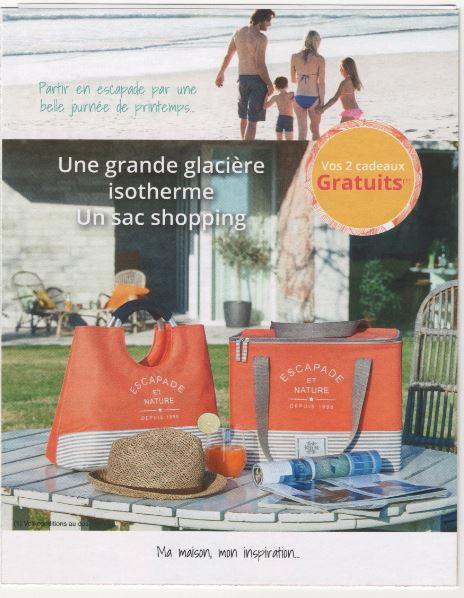 code promo sac isotherme et sac shopping coordonn livraison chez becquet. Black Bedroom Furniture Sets. Home Design Ideas