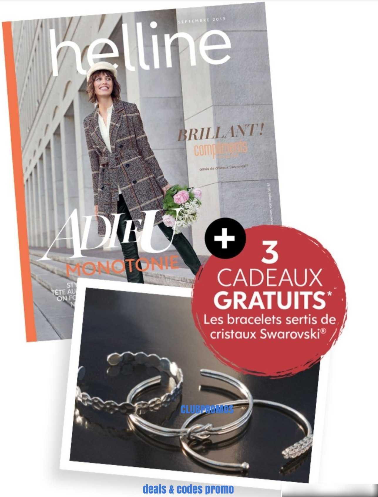 code promo - Lot de 3 bracelets sertis de cristaux swarovski sur Helline (2).jpg