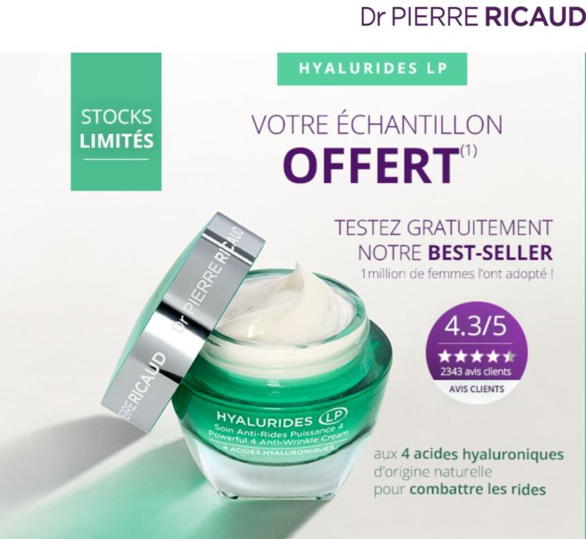 Dr Pierre Ricaud - Exceptionnel   Un échantillon OFFERT.jpg