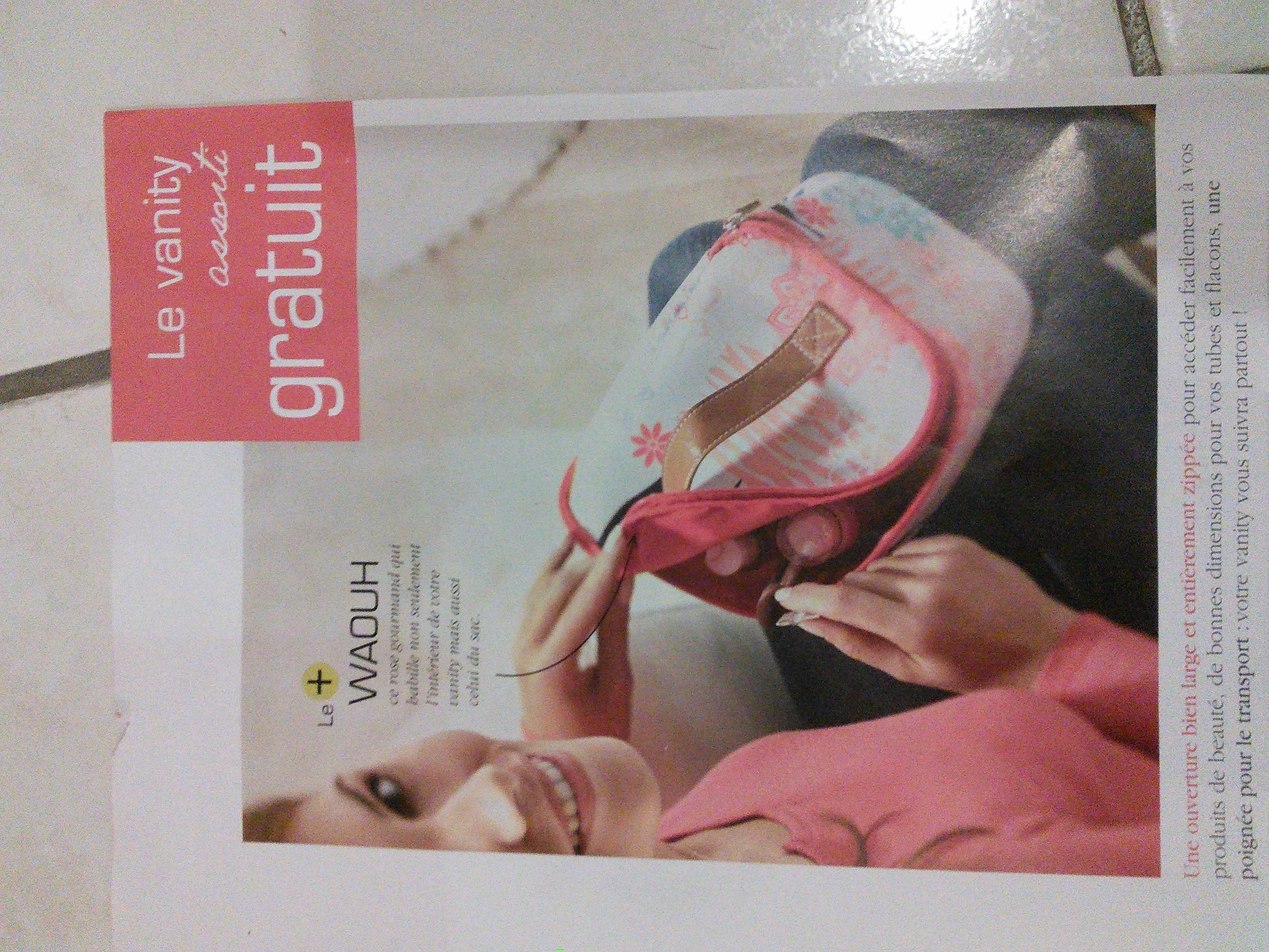 Code promo 11 de r duction d s 20 d 39 achat sac et vanity offerts sur blanche porte - Blanche porte code reduction ...