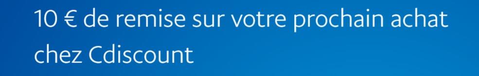PayPal   Cdiscount   créez un compte PayPal et recevez 10 € à utiliser chez Cdiscount.jpg
